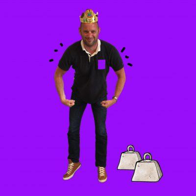 Bikkelbeer Bart